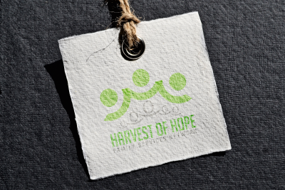 Brand Identity - Mockup: Harvest of Hope