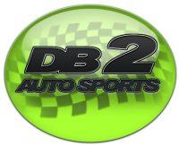 Brand Identity - Illustrated 3D Final: DB2 Auto Sports