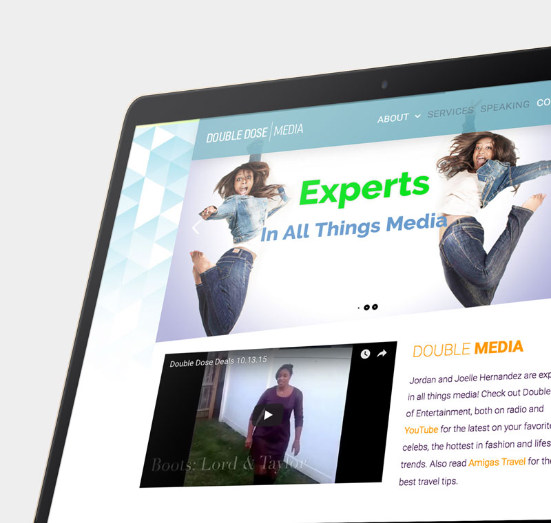Double Dose Media - Home Page