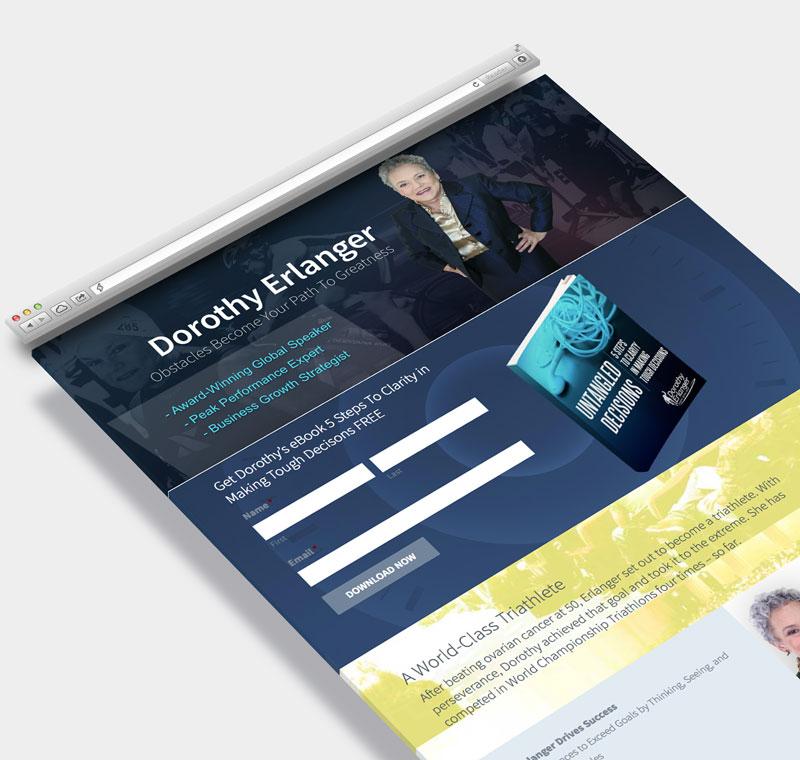 Dorothy Erlanger - Home Page