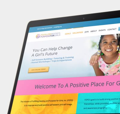 Fulfilling Destiny & Purpose For Girls - Home Page