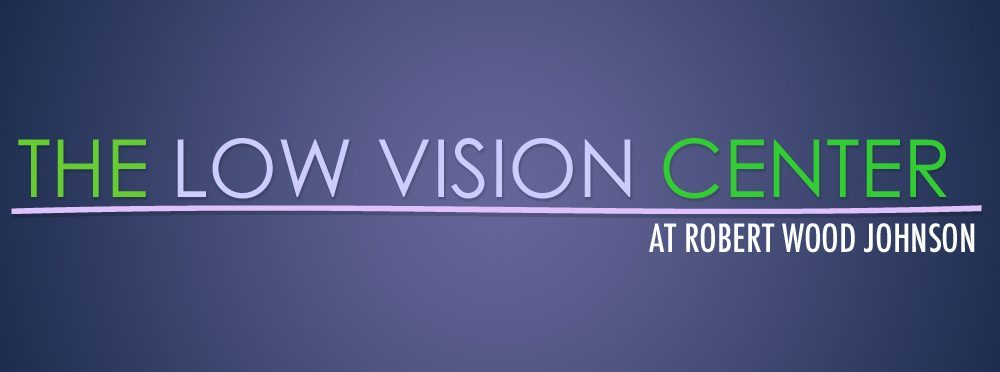 Brand Identity - Illustrated: The Low Vision Center