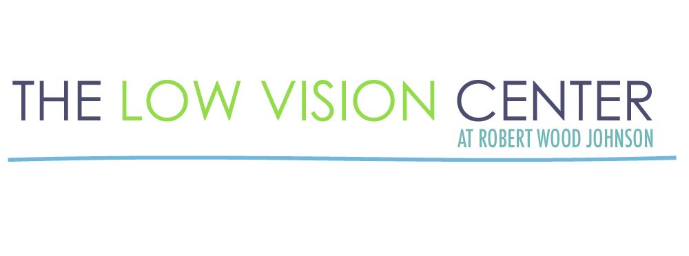 Brand Identity - Color Study: The Low Vision Center