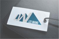 Brand Identity - Mockup: Lei Wang