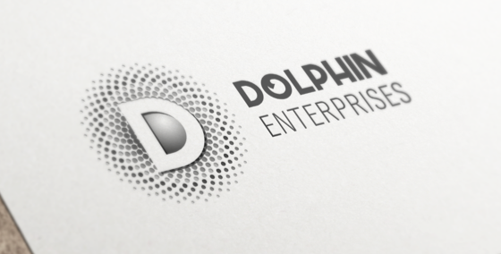 Brand Identity - Mock Up: Dolphin Enterprises