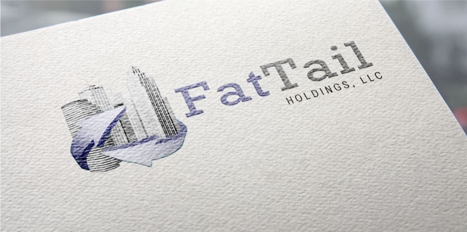 Brand Identity - Mock Up: FatTail Holdings