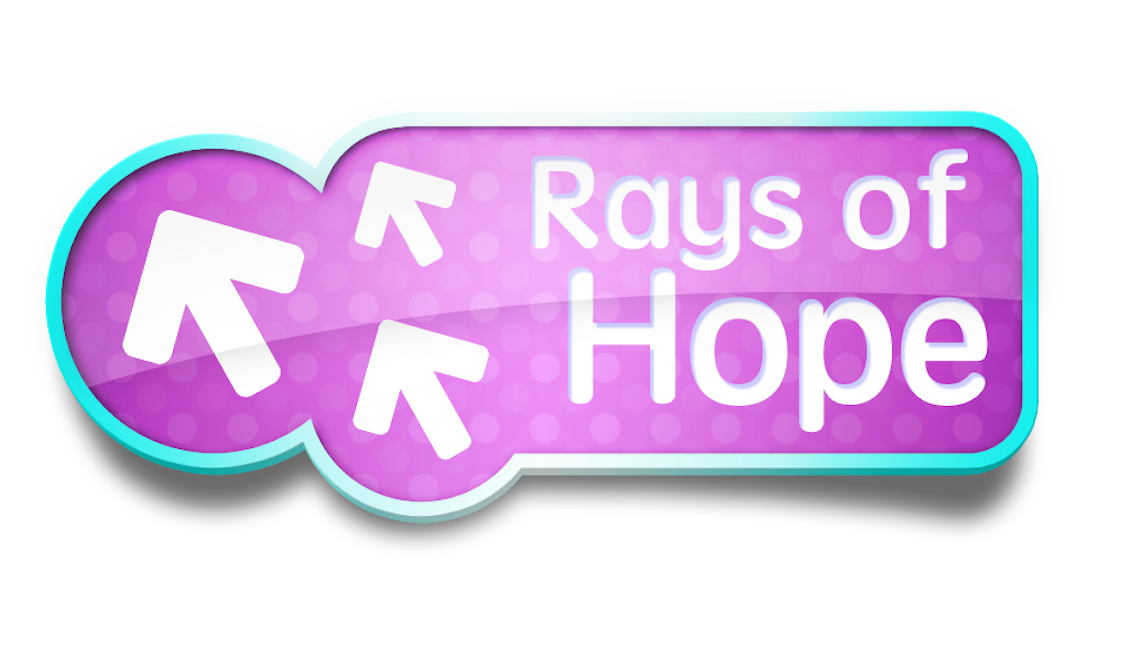 Brand Identity - illustrated: Rays of Hope Foundation
