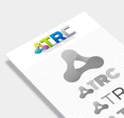 Brand Identity- Illustrated: TRC Educational Services